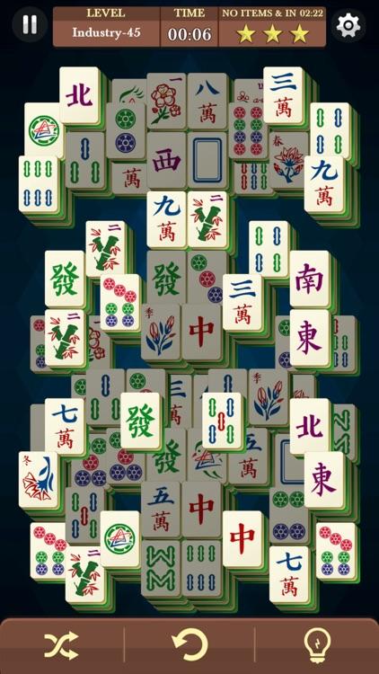Mahjong Classic: Solitaire screenshot-7