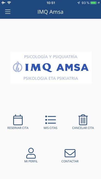 Screenshot for IMQ AMSA in United States App Store