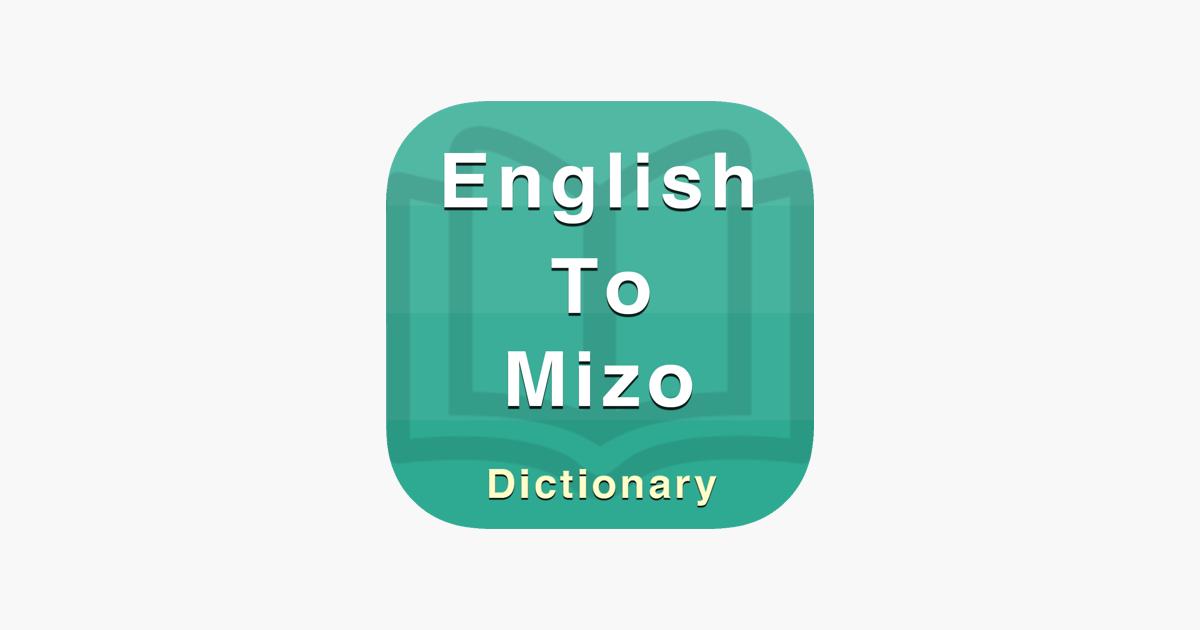 Mizo Dictionary Offline on the App Store
