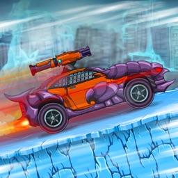 Max Fury - Road Warriors Cars