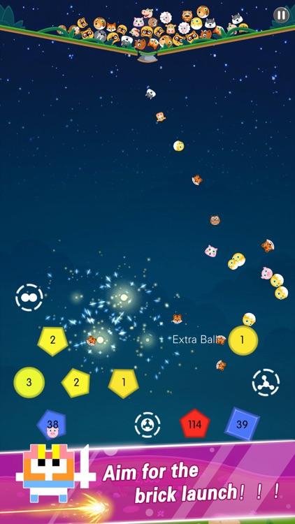 Balls Bricks Crush screenshot-5