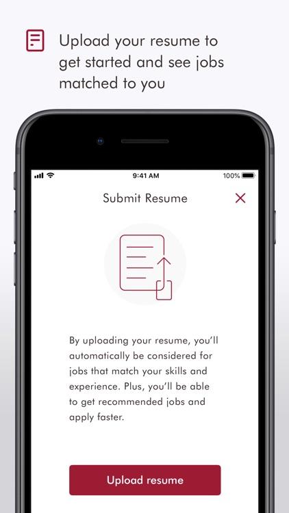 Robert Half: Job Search screenshot-4
