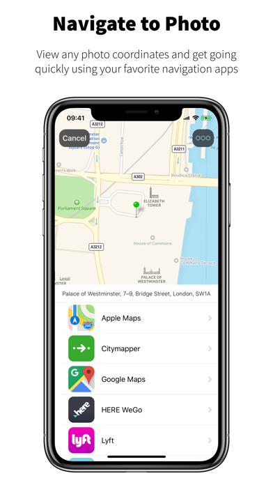 Navigate to Photo Screenshots