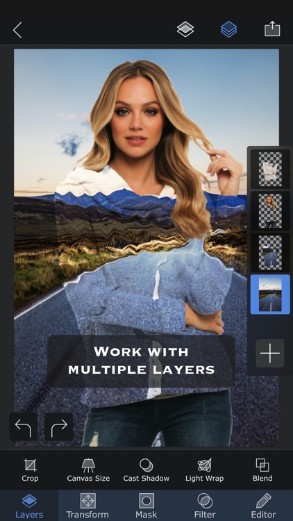 Superimpose X screenshot-0
