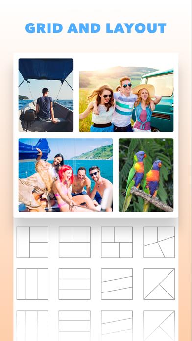 Photo Collage & Editor · Screenshot