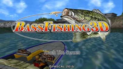 Bass Fishing 3D screenshot one