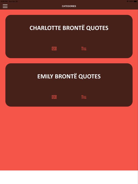 Brontes Wisdom Quotes