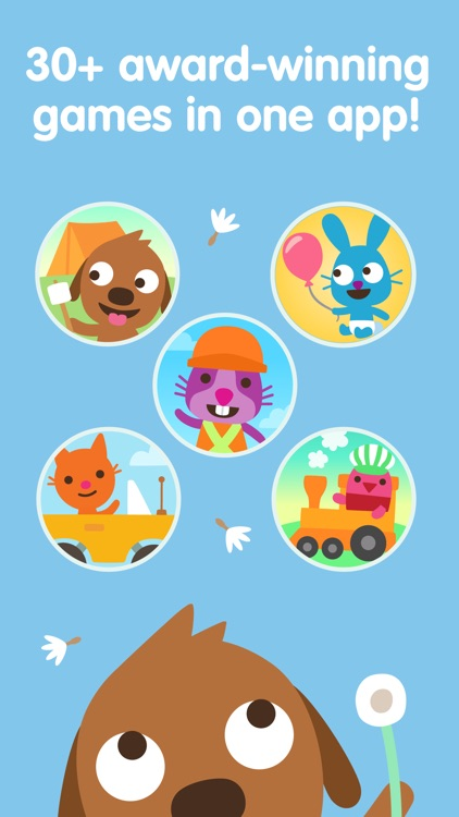 Sago Mini World: Kids Games screenshot-0