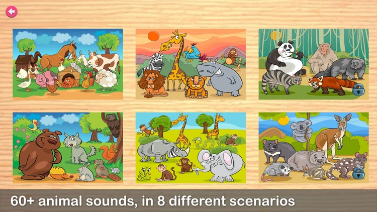 Yuppy: games for children screenshot-8