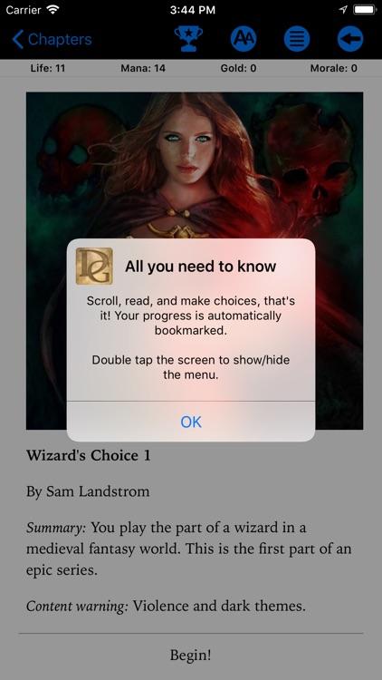 Wizard's Choice