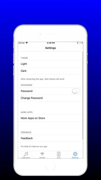 USB Flash Drive Pro screenshot-3