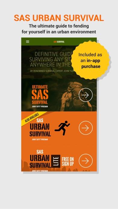 SAS Survival Guide Screenshot