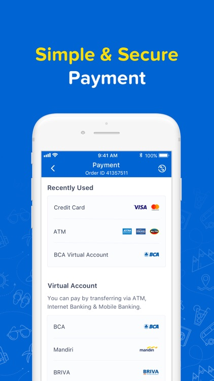 tiket.com -  Flight & Hotel screenshot-3