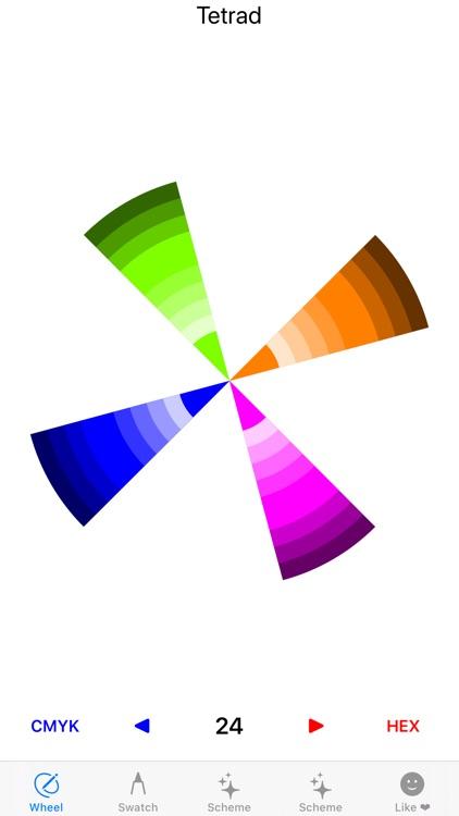 Color As Hue screenshot-3