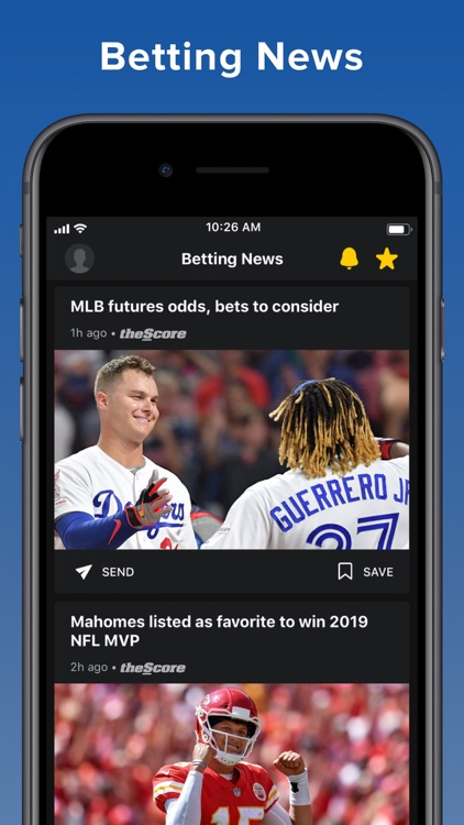 theScore: Sports News & Scores screenshot-7