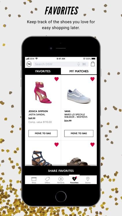 DSW Designer Shoe Warehouse screenshot-5
