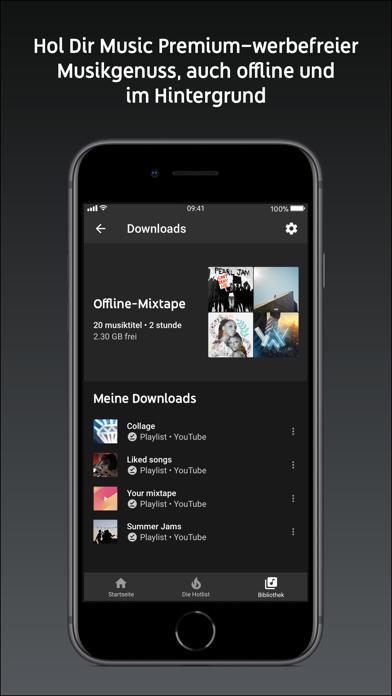 Herunterladen YouTube Music für Android