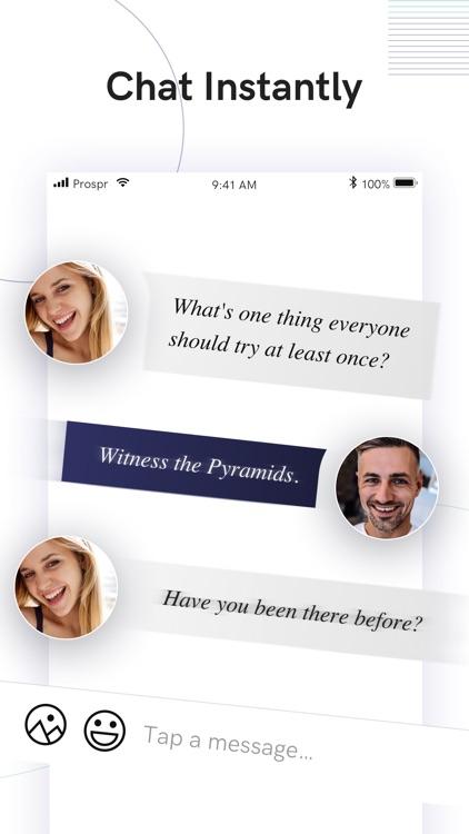Prospr - Smart Dating