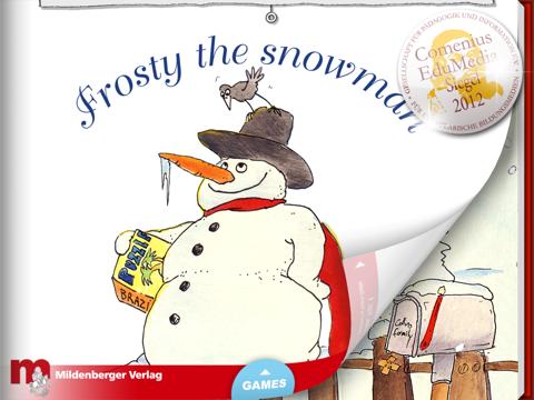 Frosty the snowman - náhled