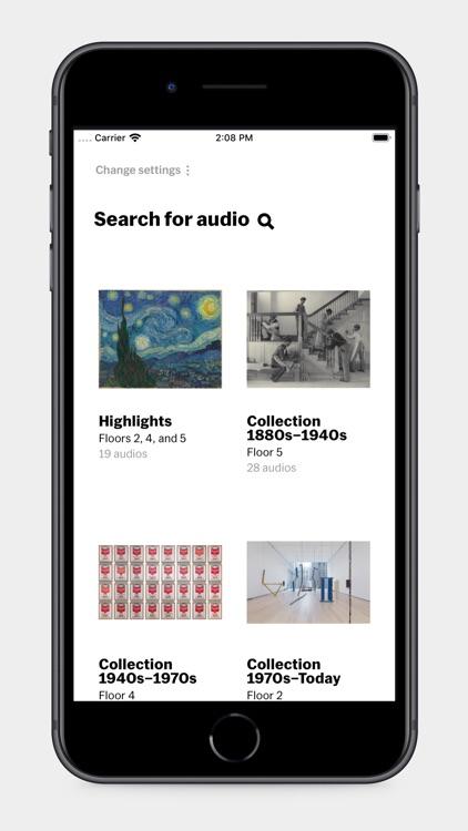 MoMA Audio