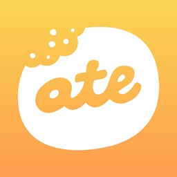 Ate Food Diary: Mindful & Easy