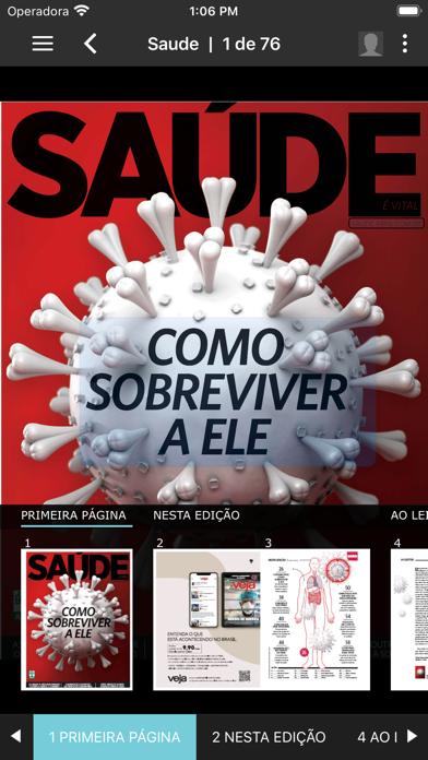 Download VEJA SAÚDE for Android