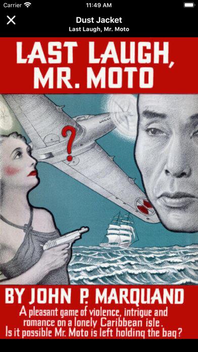 点击获取Mr. Moto Editions