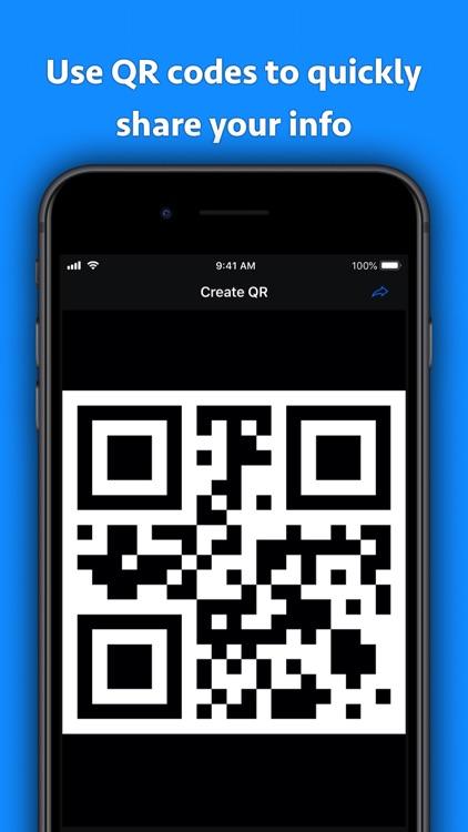 QR + BarCode Scanner