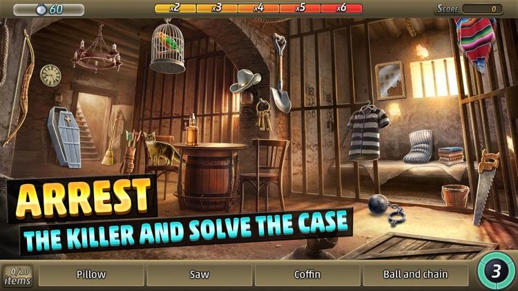 Criminal Case: Travel in Time screenshot-4