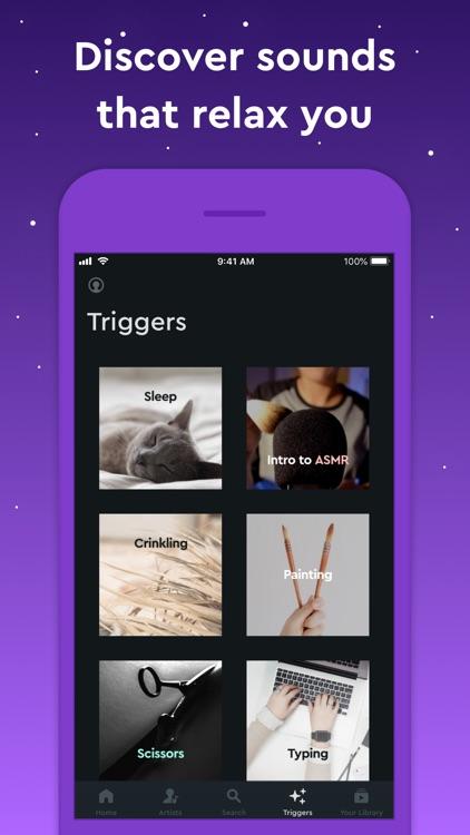 Tingles - ASMR Sleep Sounds screenshot-3