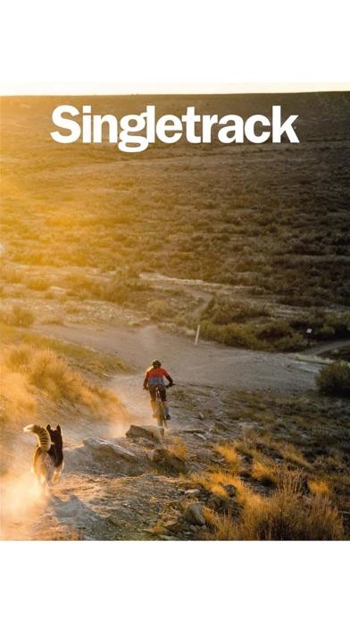 Singletrack Magazine review screenshots
