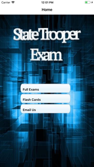 State Trooper Exam Prep screenshot 1