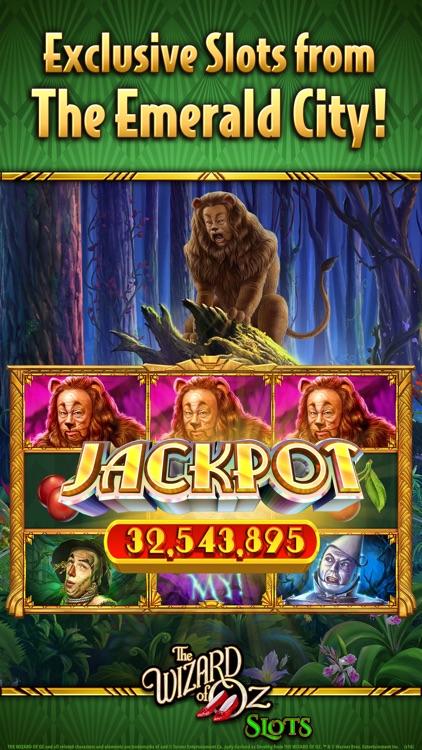 Wizard of Oz: Casino Slots screenshot-3
