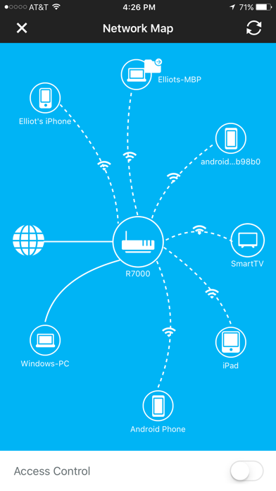 NETGEAR Genie by NETGEAR (iOS, United States) - SearchMan