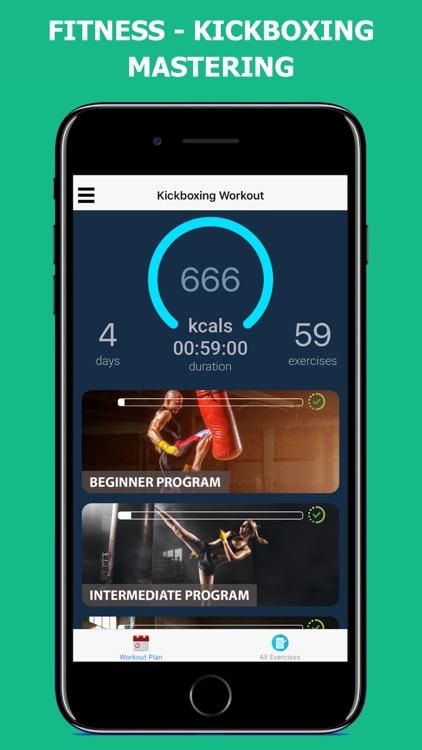 Kickboxing Fitness Training