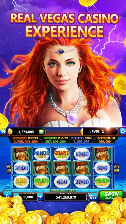 Vegas Casino Slots - Mega Win screenshot-4