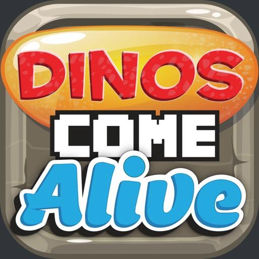 Dinos come Alive