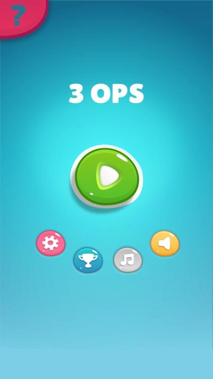 TriOps- Fun Math Puzzle screenshot-3