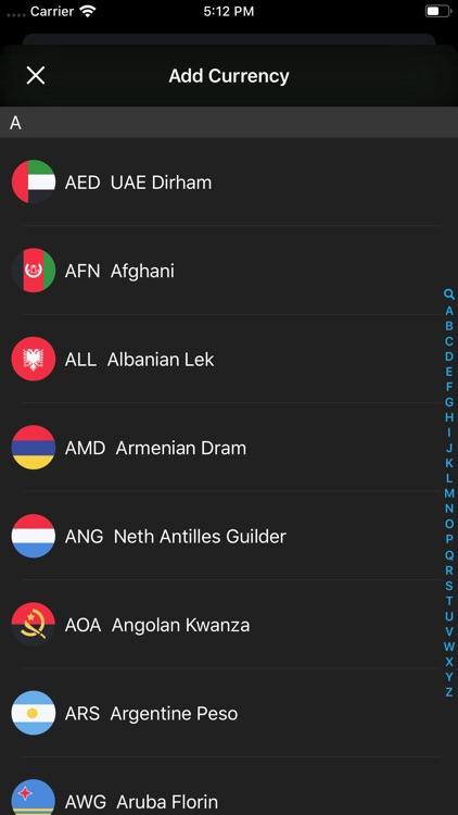 iCurrency Pro - Best App screenshot-6