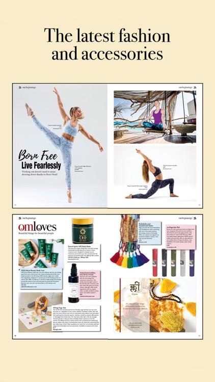 OM Yoga Magazine screenshot-3