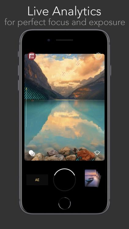 FiLMiC Firstlight - Photo App screenshot-3