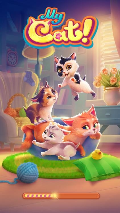 My Cat! - Virtual Pet Game screenshot-4