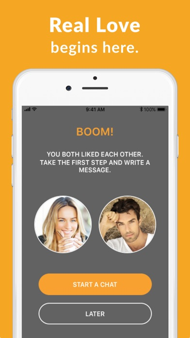 Qeep® Serious Dating App by Blue Lion mobile (iOS, United Kingdom