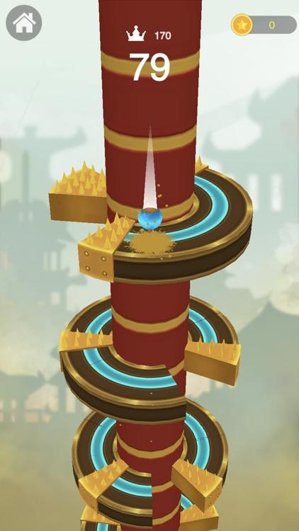 跳跳小游戏 - 开心跳跃小游戏 screenshot-4