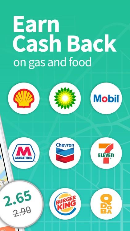 GetUpside: Gas & Food Cashback