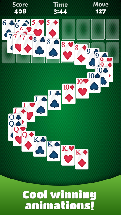 FreeCell Solitaire - Classic screenshot four