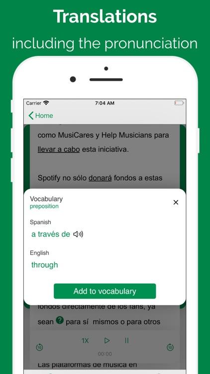 page91 - Learn Spanish screenshot-3