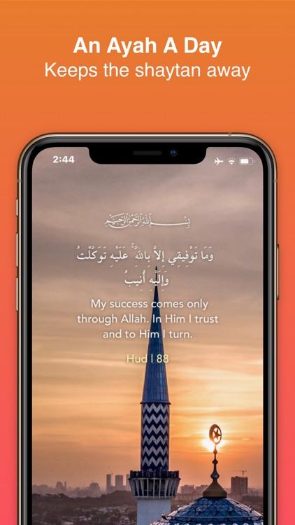 An Nour - Daily Ayah النور