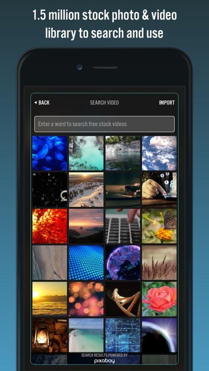 Videorama Text & Video Editor screenshot-8