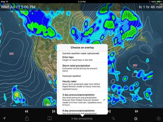NOAA SuperRes Radar US | App Price Drops